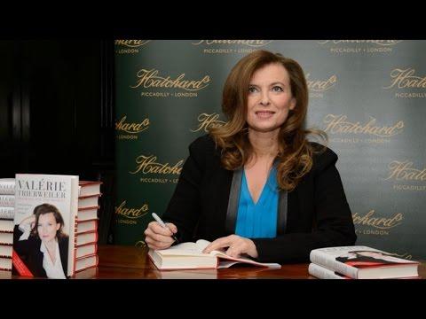 """Nouveau roman de Valérie Trierweiler : """"j'avais envie de quelque chose de neuf"""""""