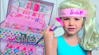 Katy and her Make up toys for girls
