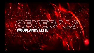 Woodlands Elite Generals 2020-21