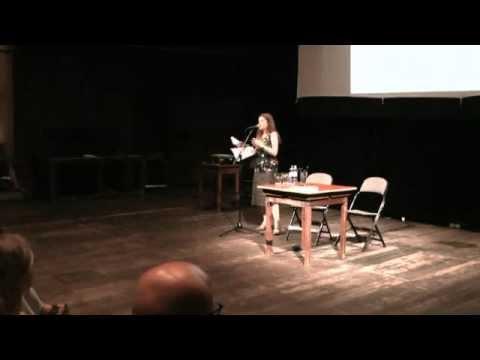 Měsíc autorského čtení  Authors' Reading Month 2014: Gerda Stevenson Brno