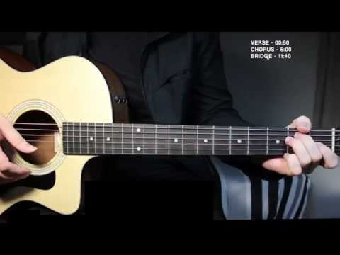 Love Yourself Justin Bieber Guitar Lesson Tutorial Chords Youtube