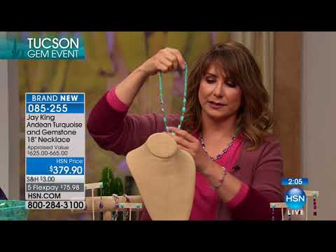HSN | Mine Finds By Jay King Jewelry 02.11.2018 - 12 PM