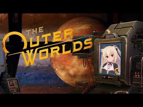 【The Outer Worlds】この星系ブラック企業しかない