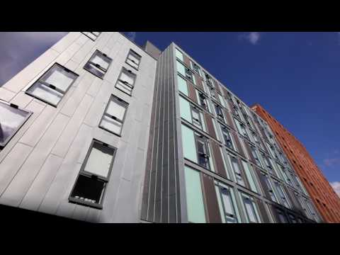 Student Accommodation Broad Lane Sheffield - Senior Architectural Systems