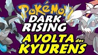 Pokémon Dark Rising (Detonado - Parte 22) - Kyurem e O Esconderijo do Mal