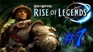 [Rise Of Legends] Playthrough - Part 1