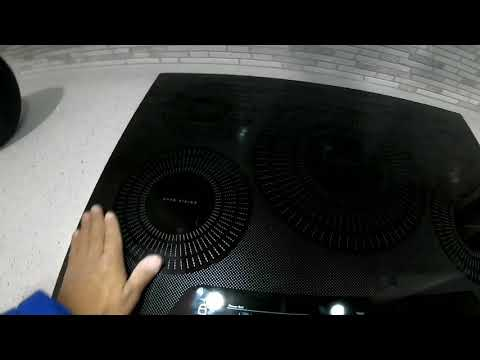 Frigidaire Induction Cooktop Preview