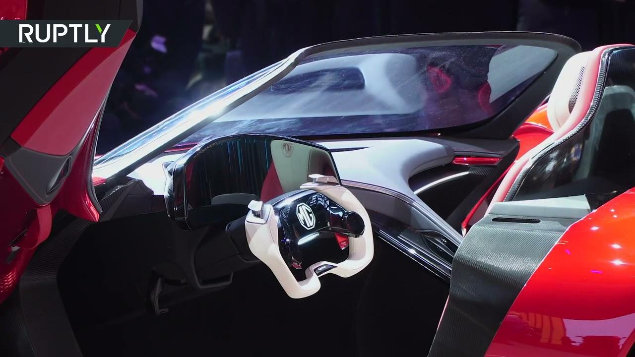 الصين تكشف عن سوبركار كهربائية في معرض سيارات شانغهاي  - نشر قبل 5 ساعة