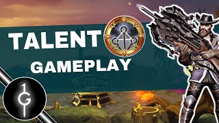 Vainglory Silvernail Legendary Talent Insane Gameplay WP and CP builds! - Talent Gameplay Ep1