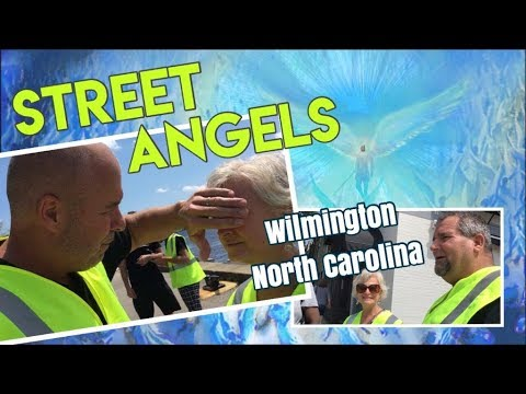 Ministering with Street Angels in Wilmington North Carolina