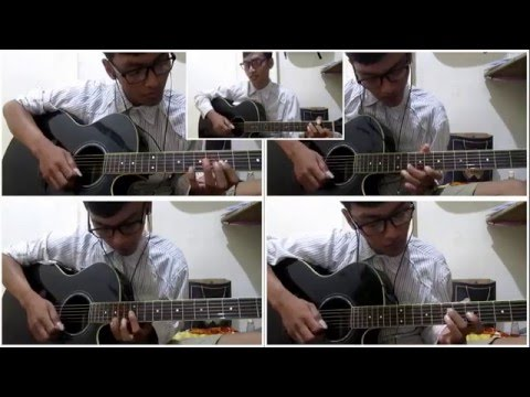Just The Way You Are (cover guitar) harmonik
