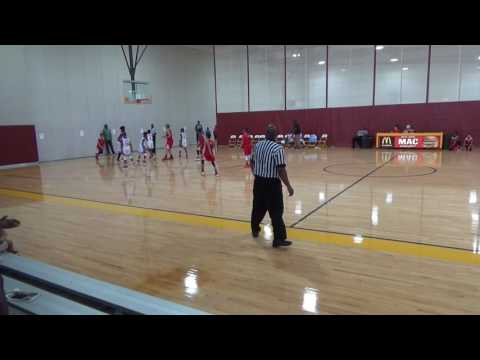 Super 60 Basketball New Orleans, Louisiana Broncos Game 2