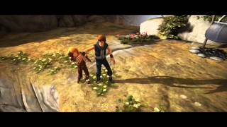 Brothers: A Tale of Two Sons Gameplay Part 1 - PS4