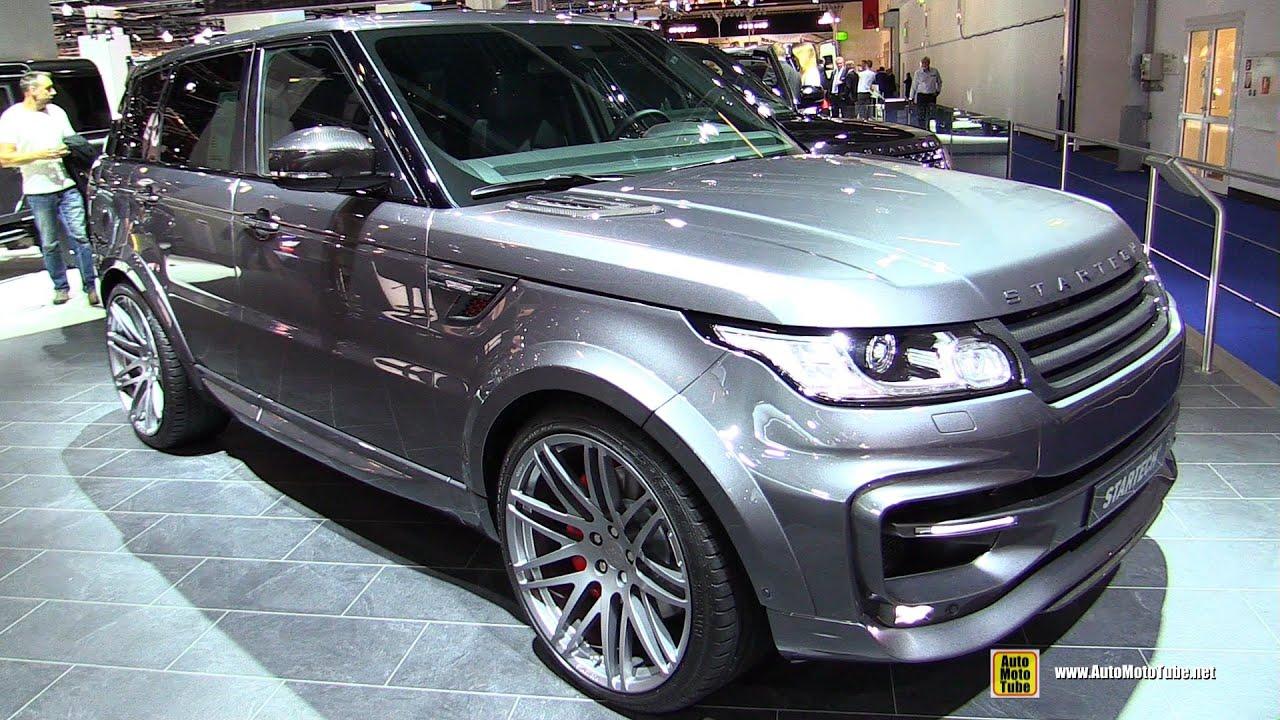 2016 Range Rover Sport Startech Exterior and Interior Walkaround
