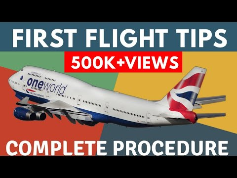 FIRST TIME FLIGHT JOURNEY TIPS IN INDIA | BOARDING PASS, DEPARTURE, CHECK IN, STEP BY STEP PROCEDURE