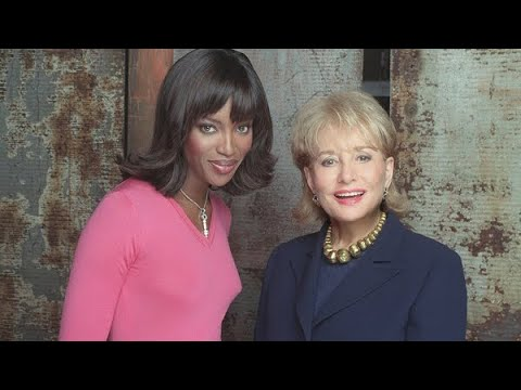 Naomi Campbell Interviewed By Barbara Walters