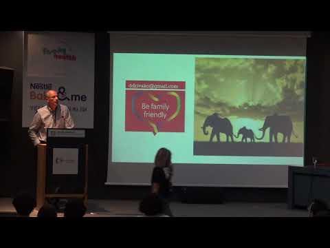 Εισήγηση Δρ. Βάιος Νταφούλης - Παιδοψυχίατρος, Διευθυντής Παιδοψυχιατρικής Κλινικής, Ιπποκράτειο Νοσοκομείο Θεσσαλονίκης