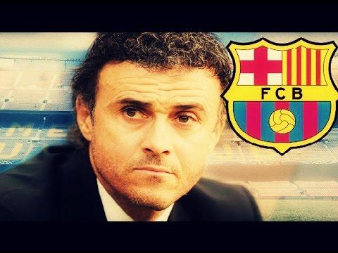 FC Barcelona - Luis Enrique System ● THE MOVIE ● 2016