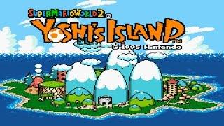 cpn yoshi s island snes parte 1