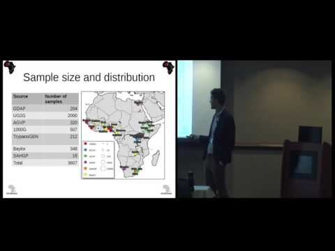 Custom Genotyping Chip for African Populations -- Gerrit Botha, University of Cape Town