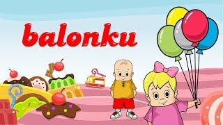 Balonku Ada Lima - Lagu Anak Indonesia Populer