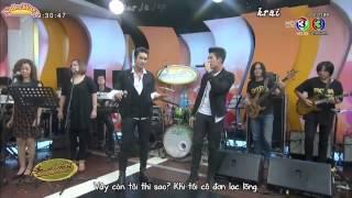 174. [Vietsub + Kara] Chun Gor Ruk Kaung Chun - Nadech & James Ma | Rueng Lao 20/10/14