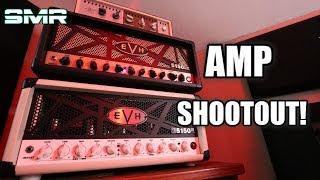 EVH 5150III SHOOTOUT: EL34 VS 6L6