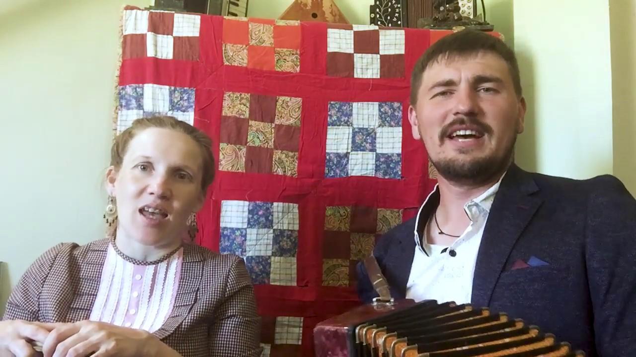 Во поле было, поле | Семён и Ольга Глинины (Челябинская обл.)