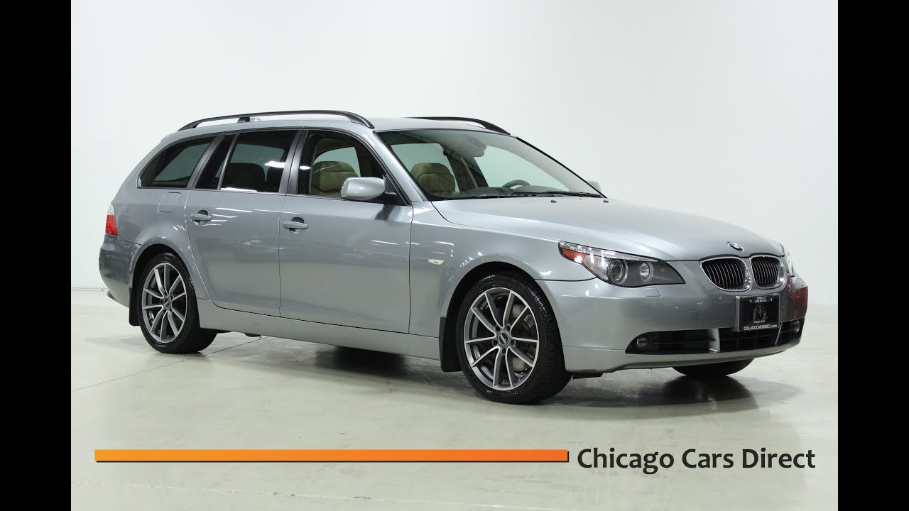 Chicago cars direct presents this 2007 bmw 530xit touring wagon in high definition hd