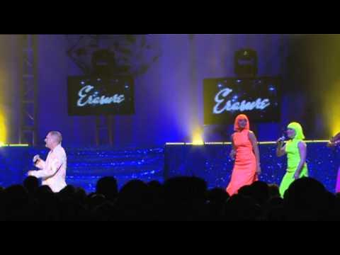 Erasure Live at RAH Interval and Victim of Love
