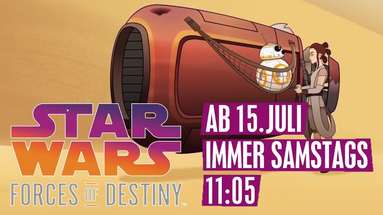 Star Wars: Die Mächte Des Schicksals
