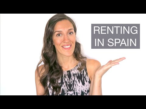 RENTING AN APARTMENT IN SPAIN - Everything You Need To Know For Spanish Flat Hunting   Natalie Danza