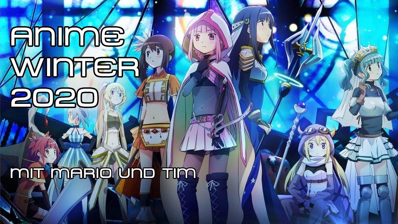 Neue Animes