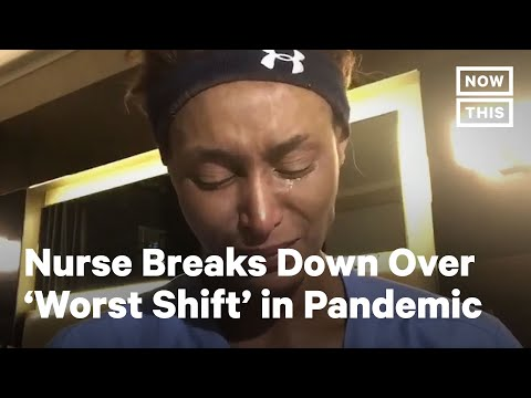 Nurse Shares Heartbreaking Reality of Health Care Workers Fighting COVID-19 | NowThis
