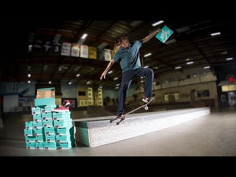 Stefan Janoski Skates With 25 Personalized Nike SB Shoes