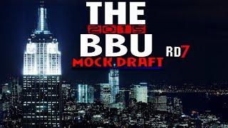 2015 BBU Mock Draft Round 7B