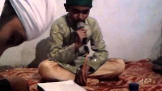 Irfan Qadri Reciting Aaqa Aaqa Bol Bande........