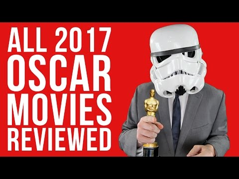 All 2017 Oscar Nominated Movies Reviewed in 1 Minute and 30 Seconds