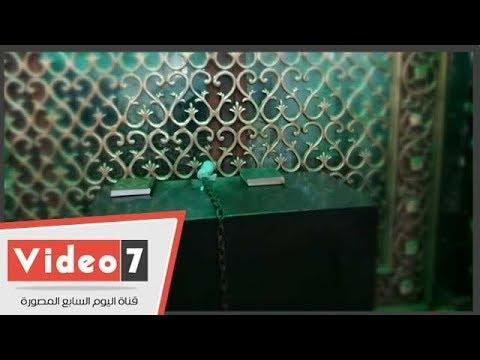 -صندوق النذور-.. منجم ذهب المساجد