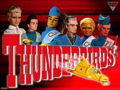 Abertura Thunderbirds Youtube