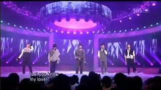 동방신기 (TVXQ 東方神起) - Love In The Ice | LIVE 라이브