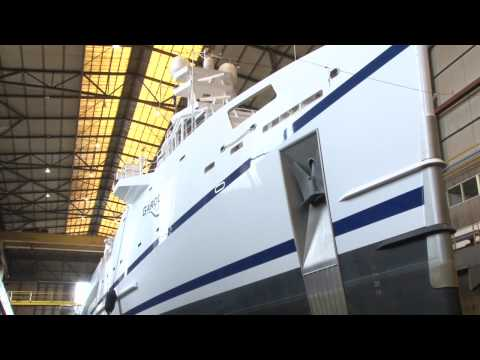 MYS Preview Video: The inside story on fast yacht support ve
