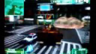 Alien Front Online-(Dreamcast)