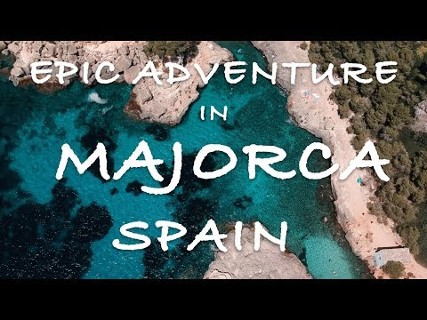 Awesome Aerial Views in Majorca