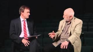 Hawke Talks with John Astin a.k.a Gomez Addams