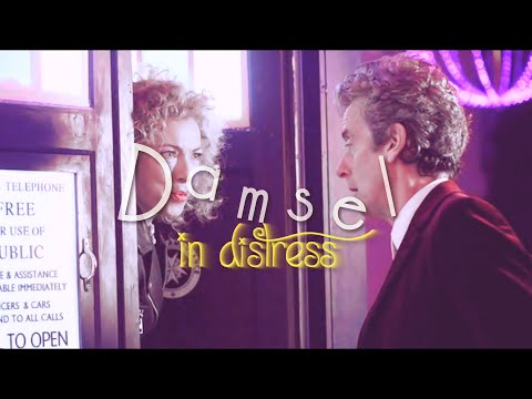 River & Twelve  Damsel In Distress {HUMOR}