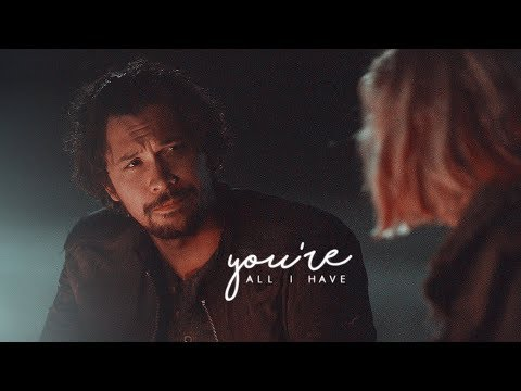 bellamy & clarke — you're all I have. (+5x05)