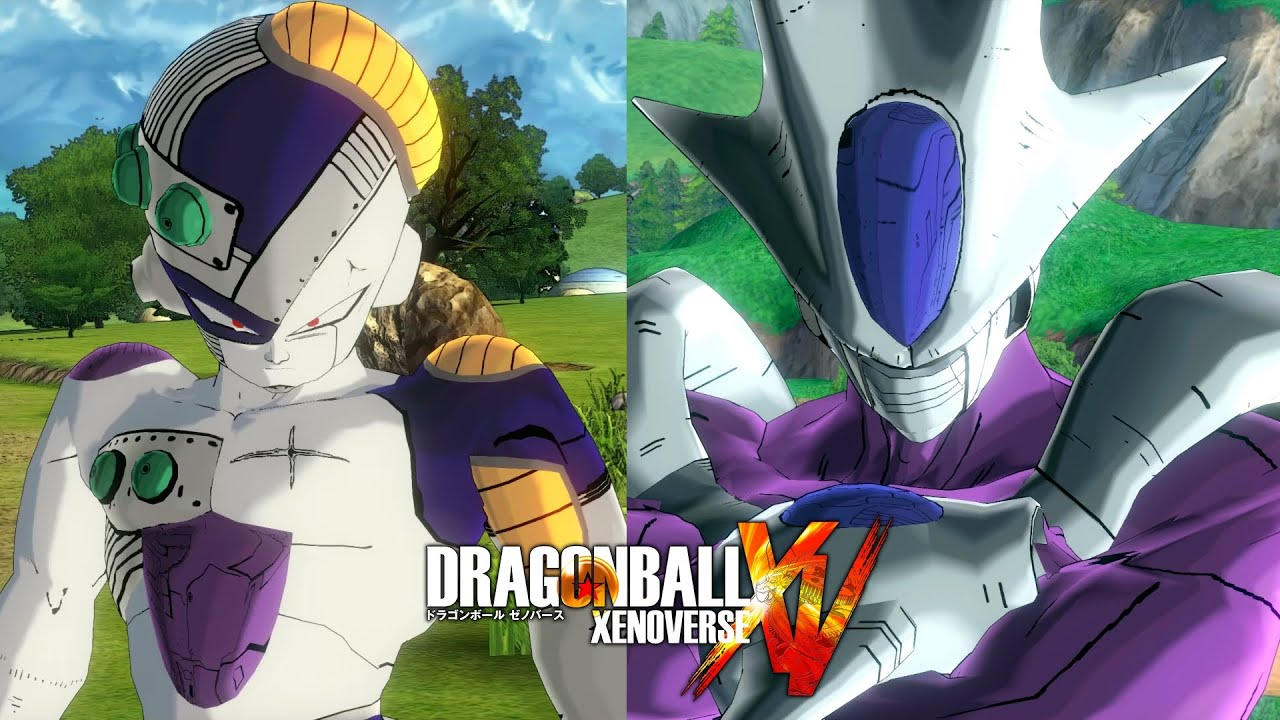 Image Result For Build Cac Freezer Xenoverse