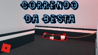 Roblox - Flee the facility / Correndo da Besta! \