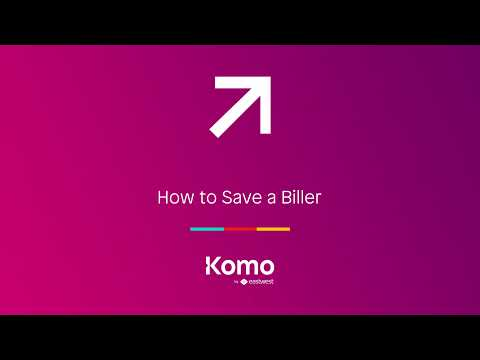 How to Save a Biller